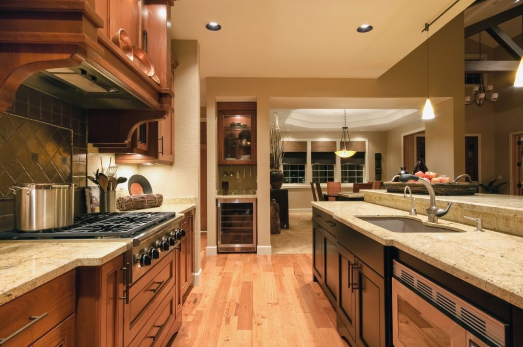 Benefits of Kitchen Cabinets