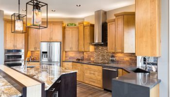 Kitchen cabinetry in Friendswood