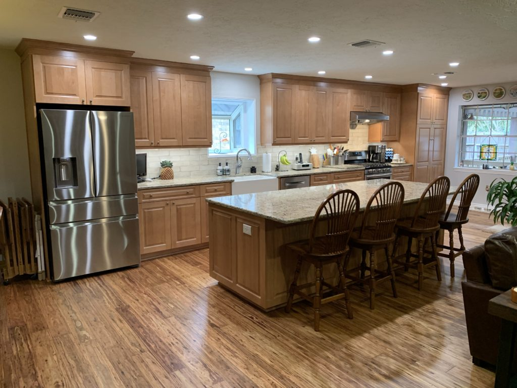 Kitchen Remodeling in Taylor lake village
