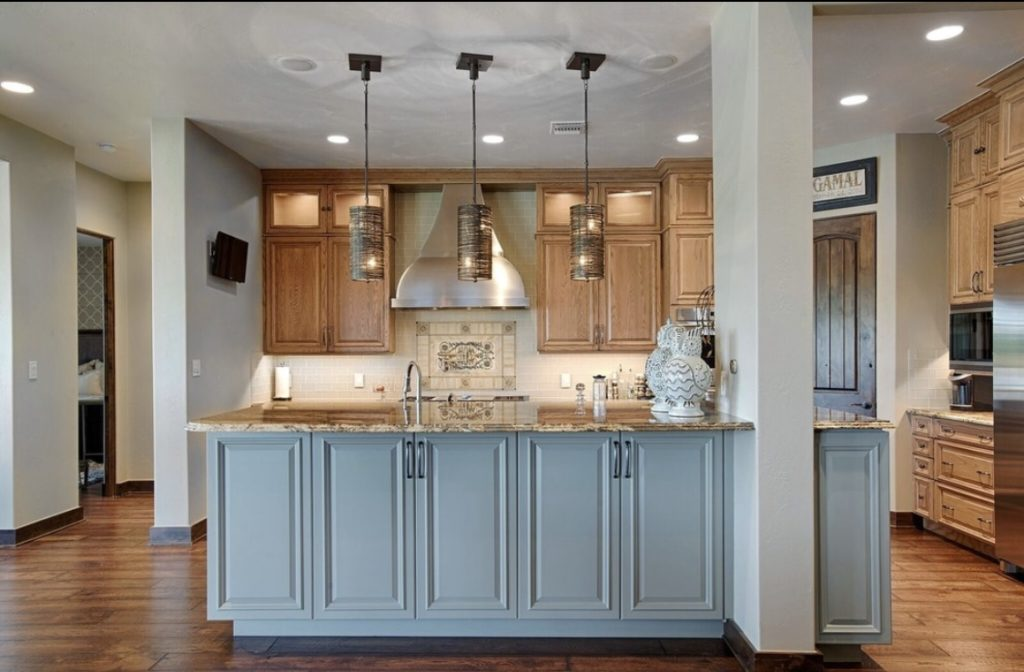Kitchen remodeling in league city