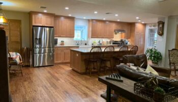 Kitchen remodeling in Friendswood