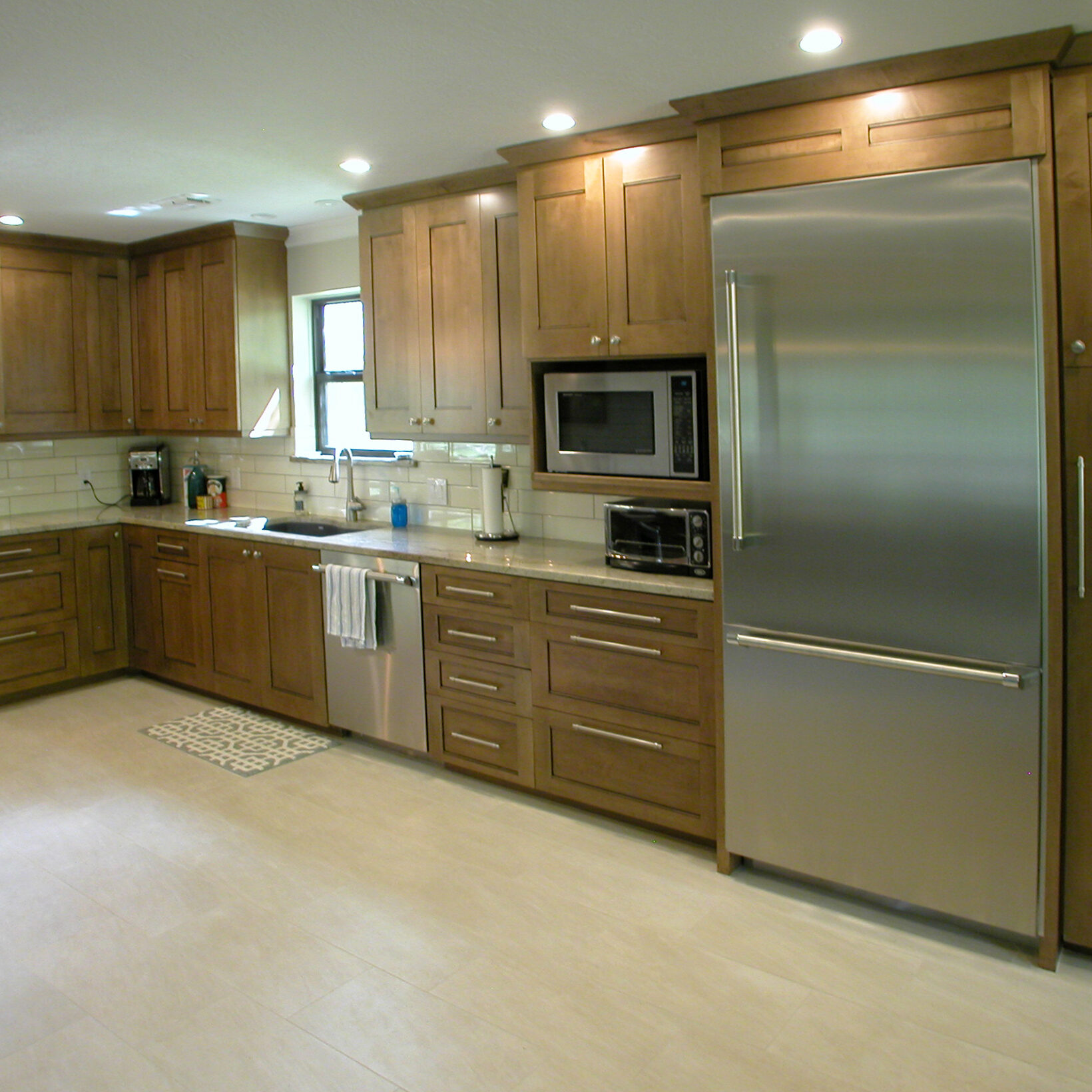 Expanded Kitchen in Taylor Lake Village, TX