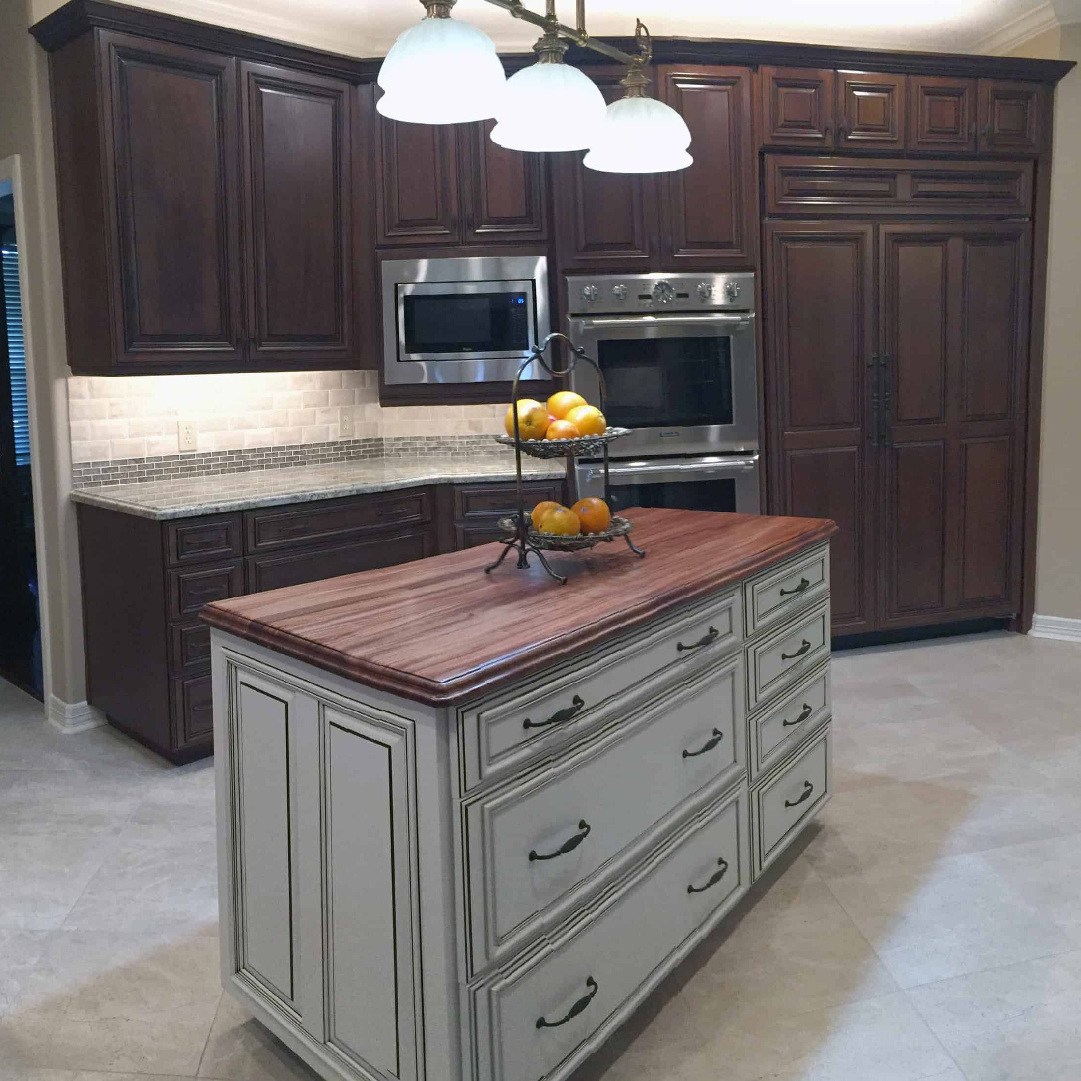 Kitchen Remodel in Eagle Lakes (Friendswood, TX)